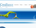 Site Internet Crealliance